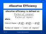allocative efficiency1