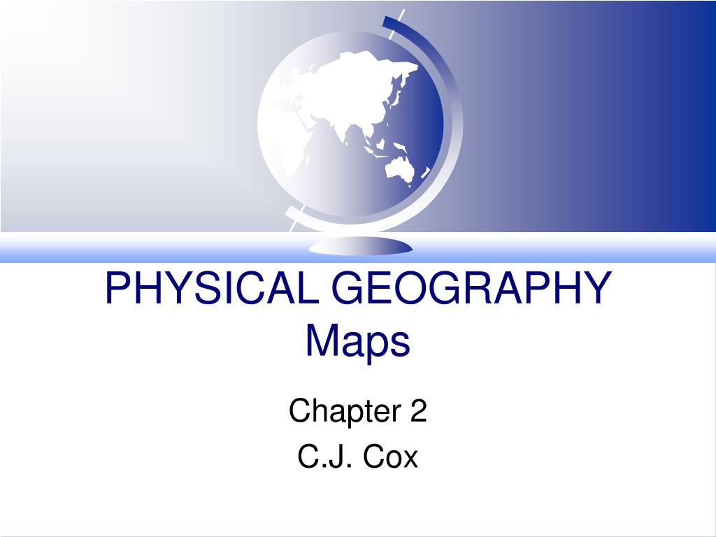 physical geography maps l.