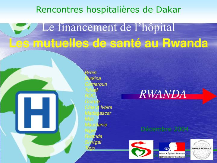 Rencontres hospitalières de Dakar