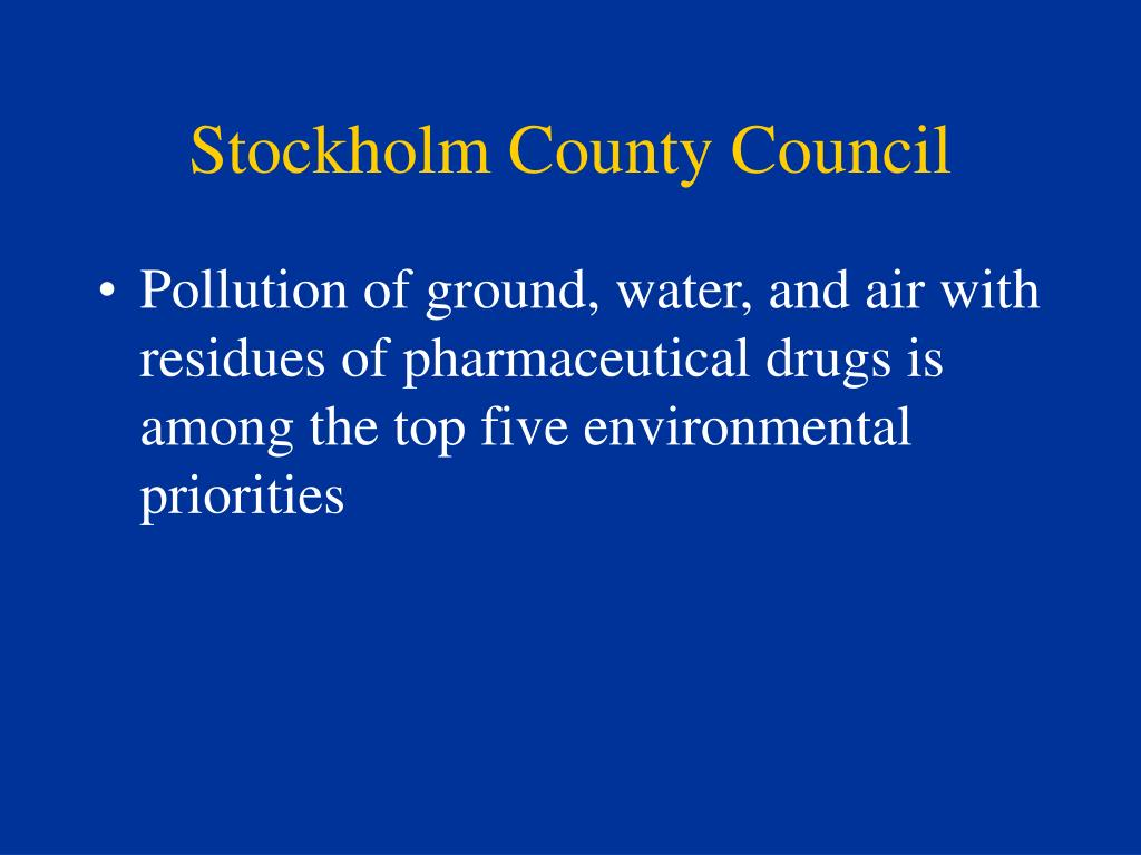 Stockholm County Council