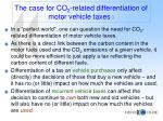 the case for co 2 related differentiation of motor vehicle taxes i