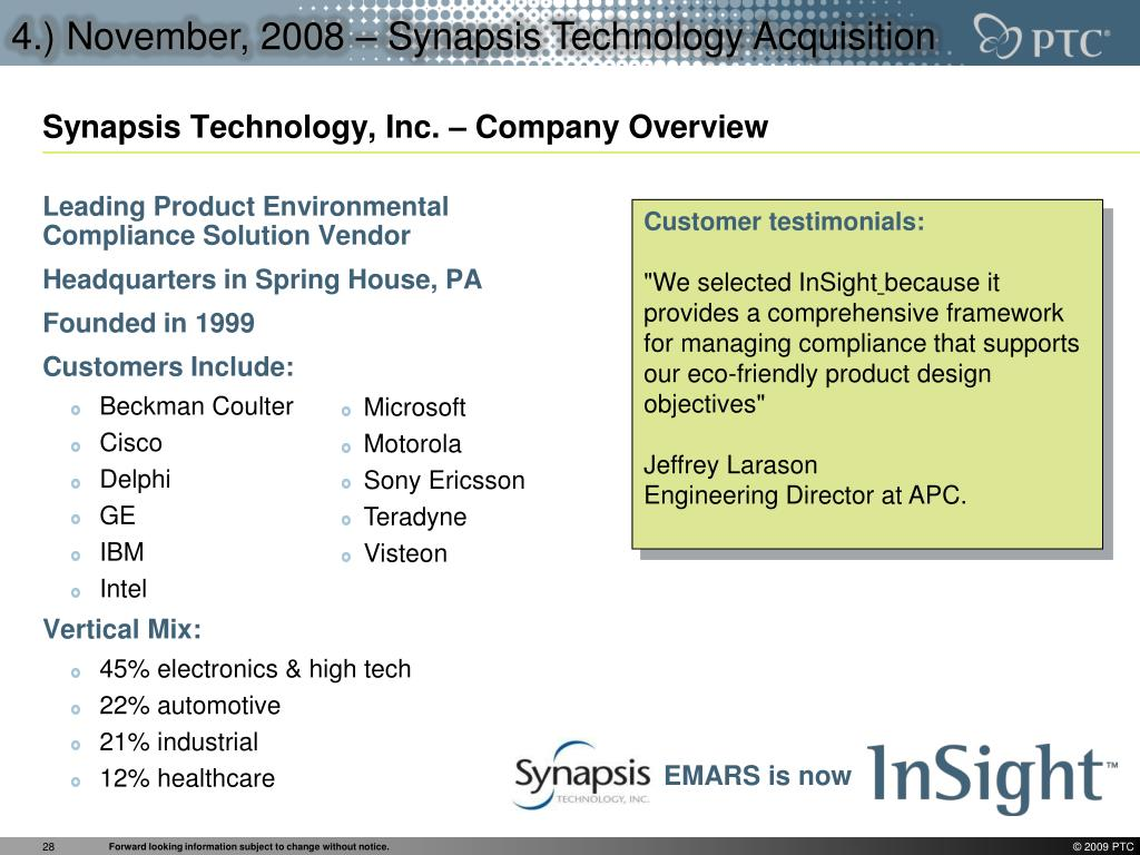 Synapsis Technology, Inc. – Company Overview