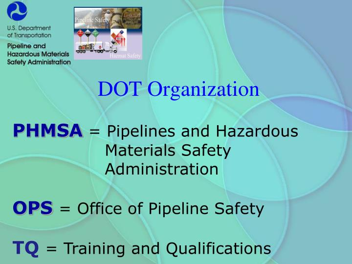 Dot organization