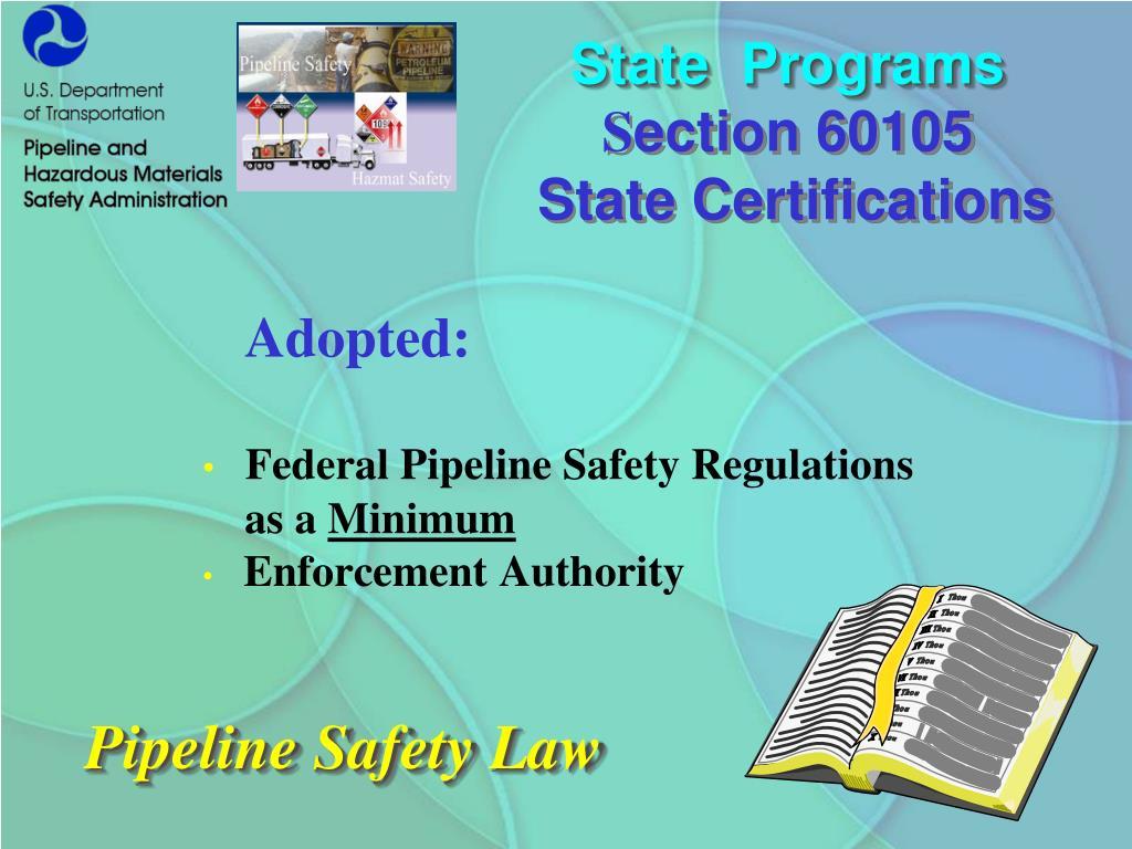 State  Programs