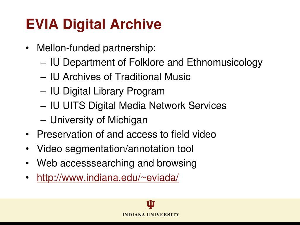 Mellon-funded partnership: