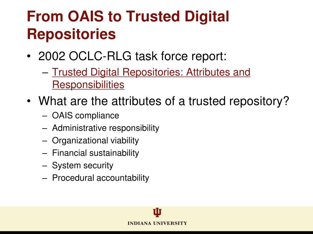 2002 OCLC-RLG task force report: