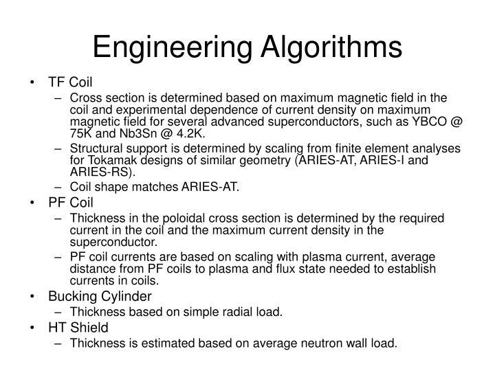 Engineering Algorithms