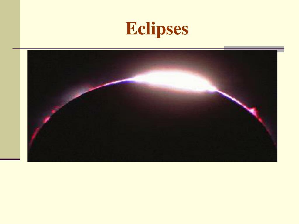eclipses l.