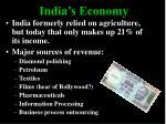 india s economy