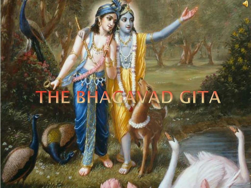 the bhagavad gita l.