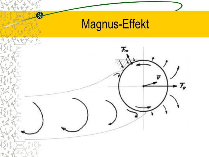Magnus-Effekt