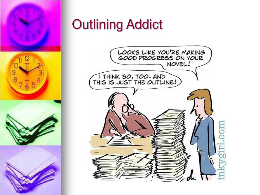 Outlining Addict