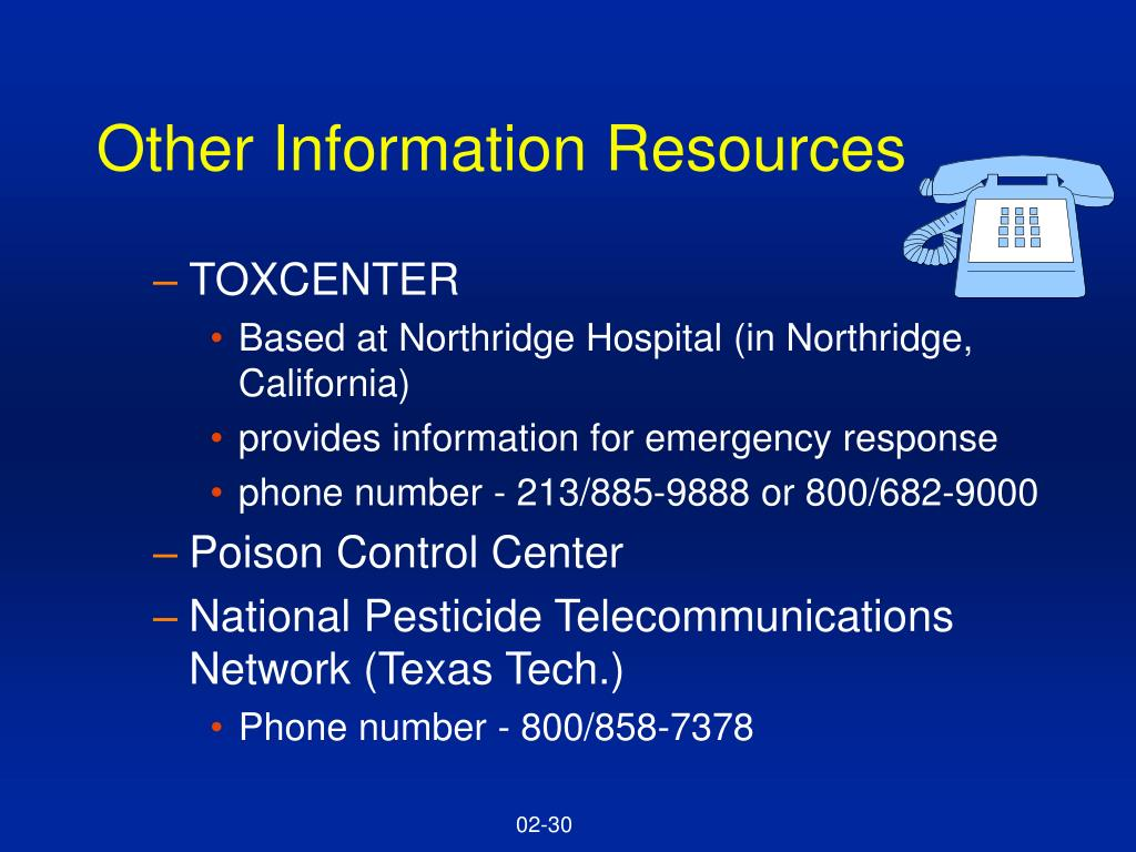 Other Information Resources