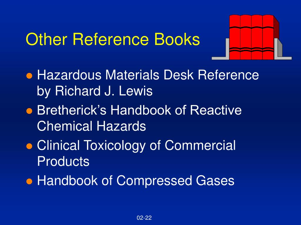 Other Reference Books