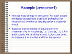 example crossover1