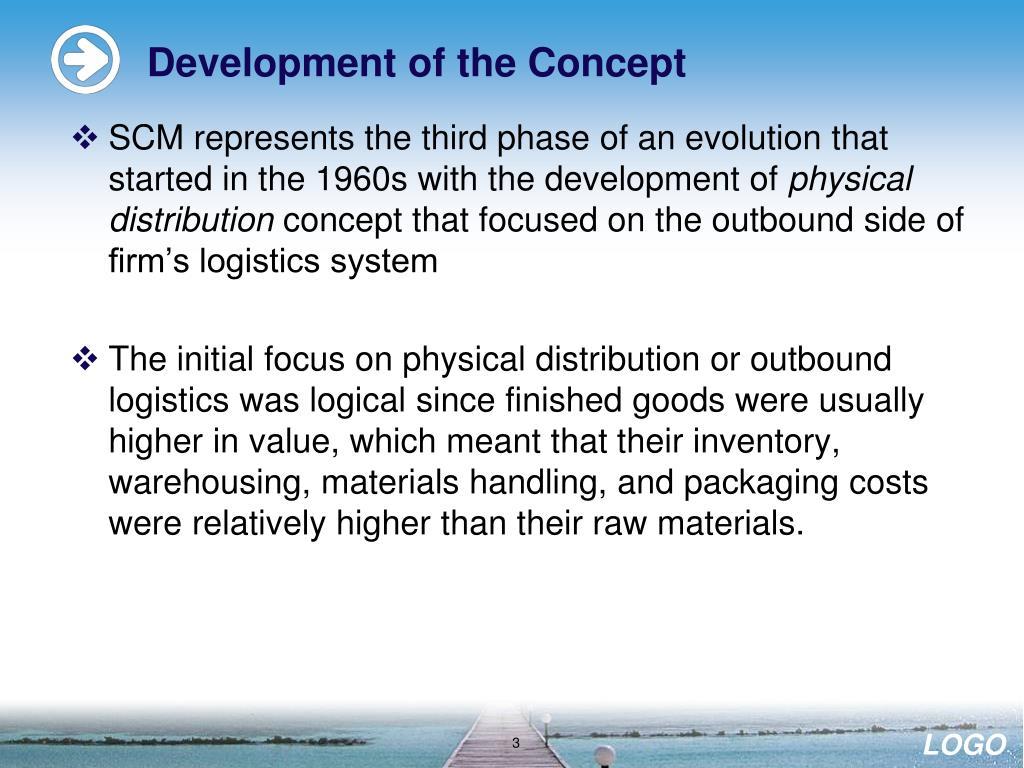 Development of the Concept