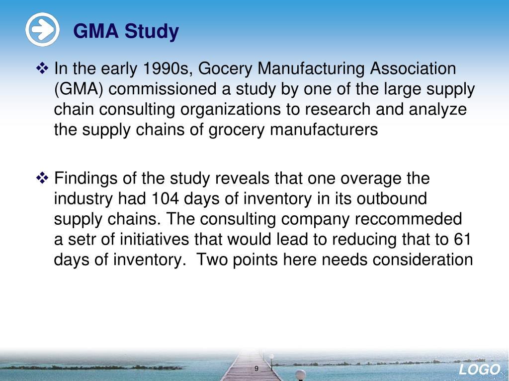 GMA Study