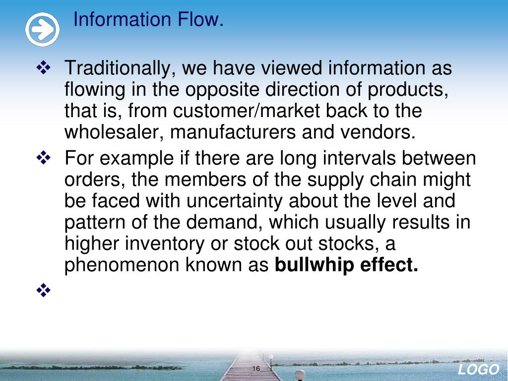 Information Flow.