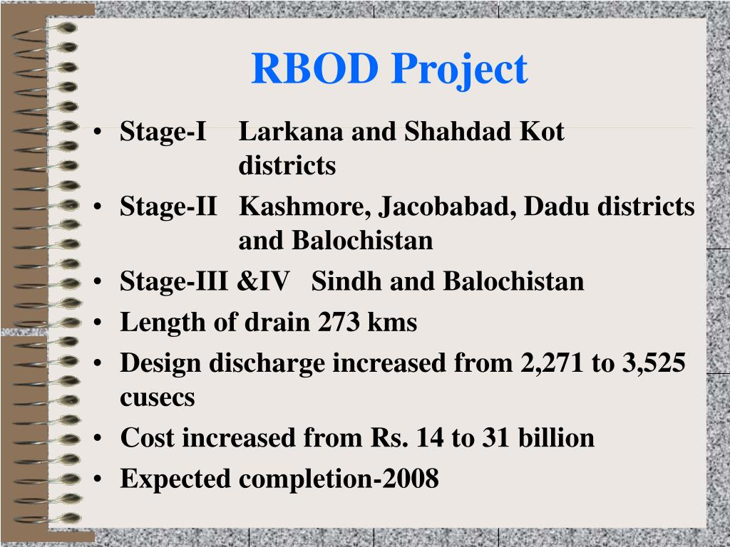 RBOD Project