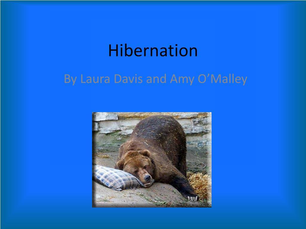 hibernation l.