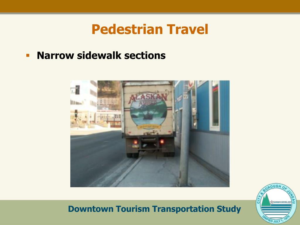Pedestrian Travel