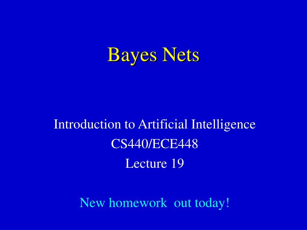 bayes nets l.