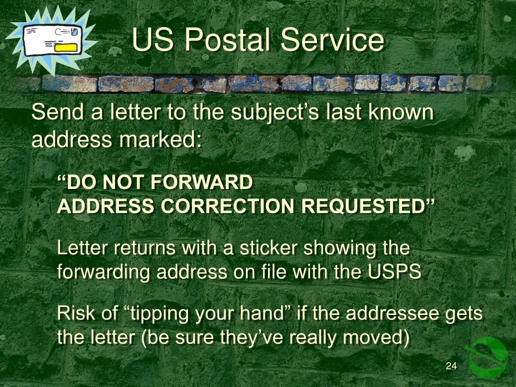 US Postal Service