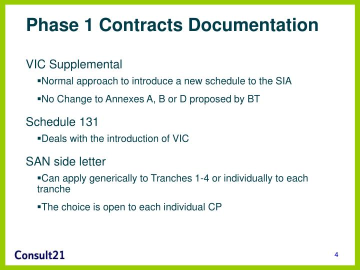 Phase 1 Contracts Documentation