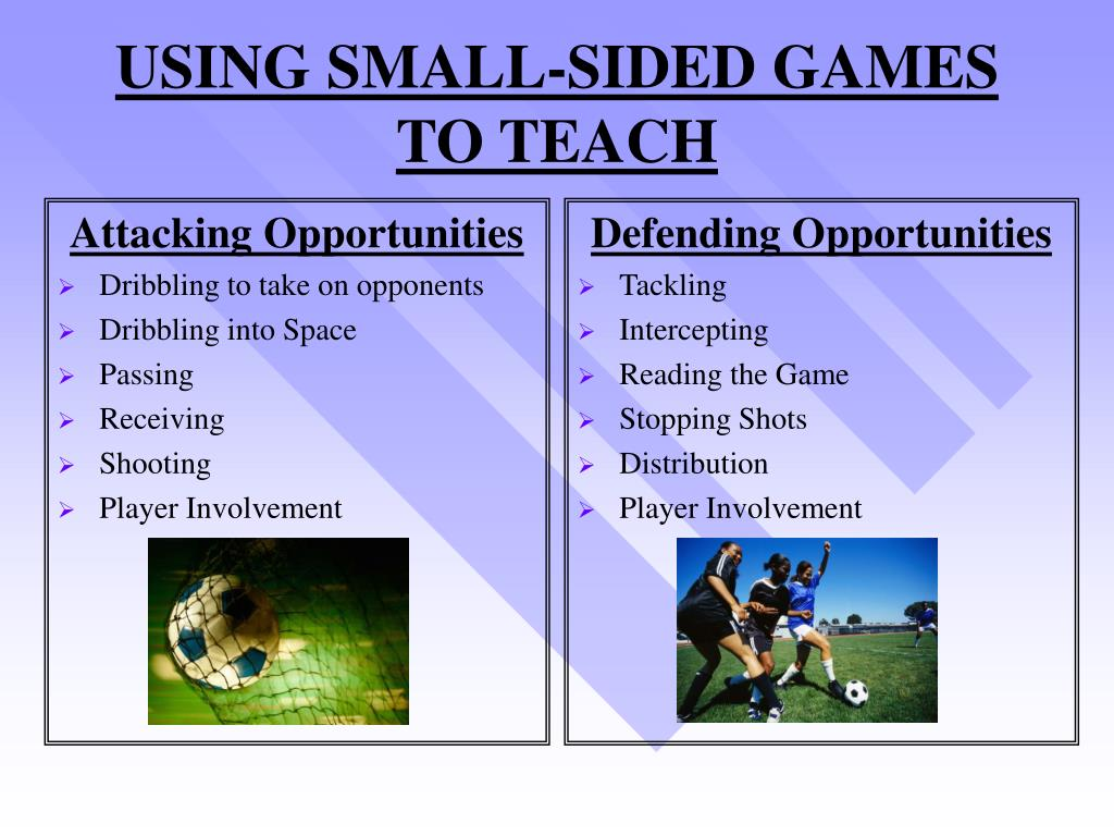 Attacking Opportunities