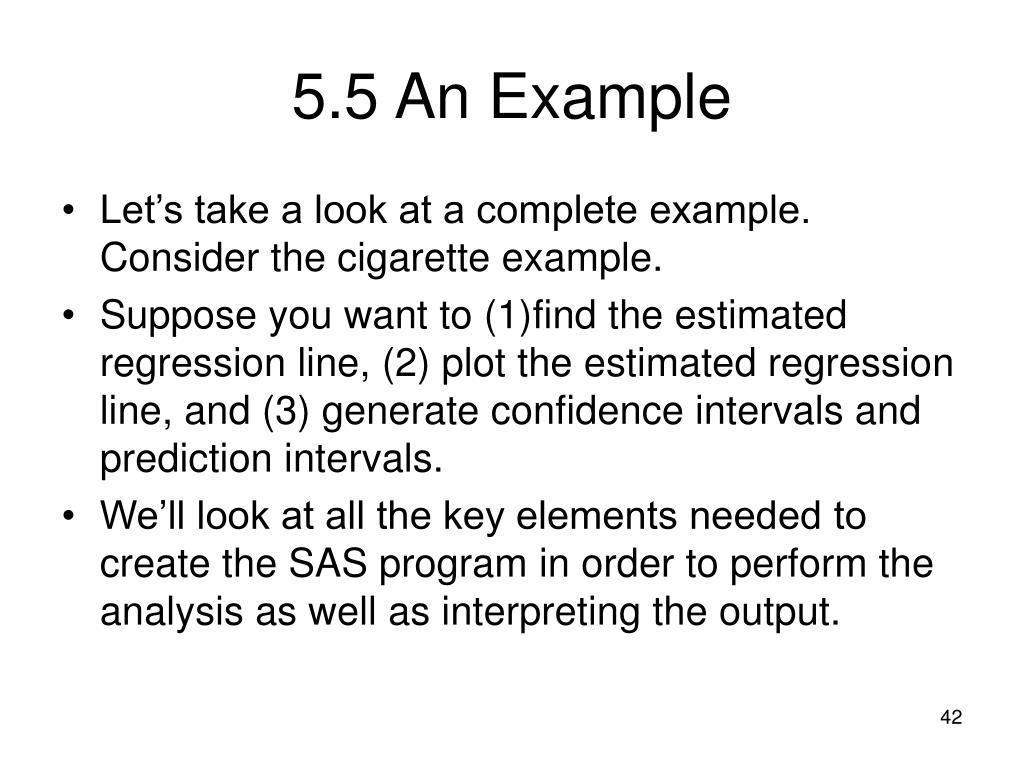 5.5An Example
