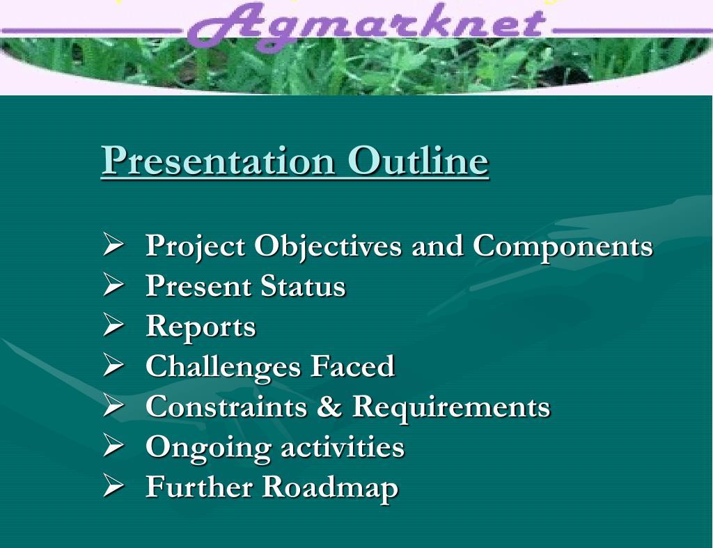 Agricultural Marketing Information System Network (AGMARKNET)