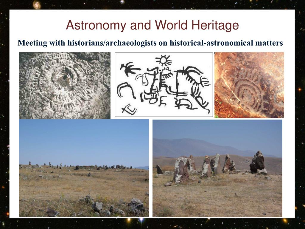 Astronomy and World Heritage
