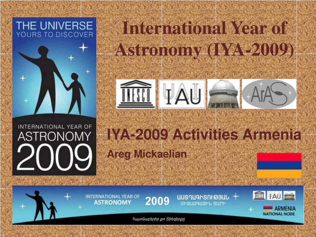 International Year of Astronomy (