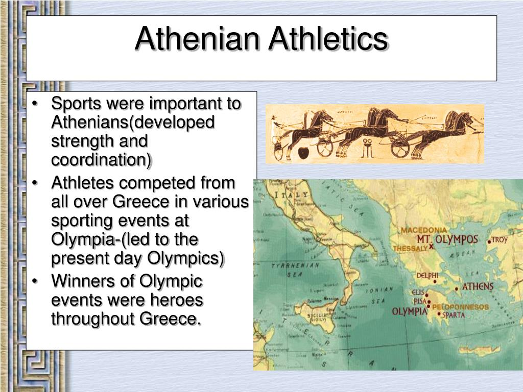 Athenian Athletics