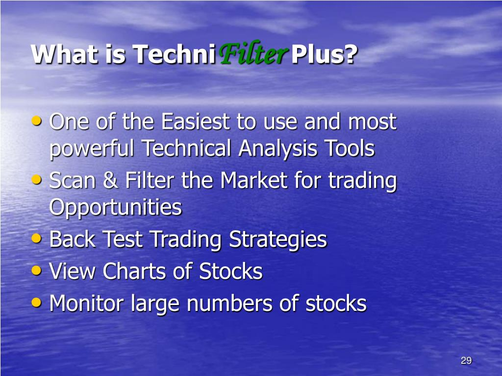 What is Techni