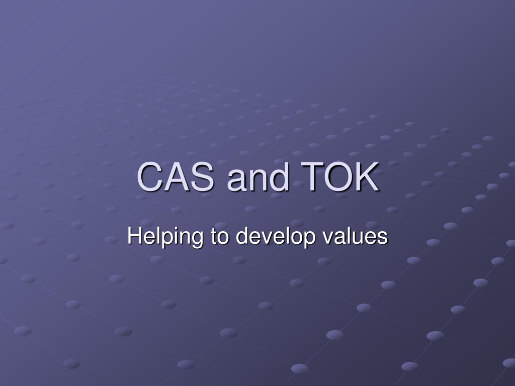 cas and tok l.