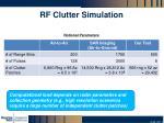 rf clutter simulation8