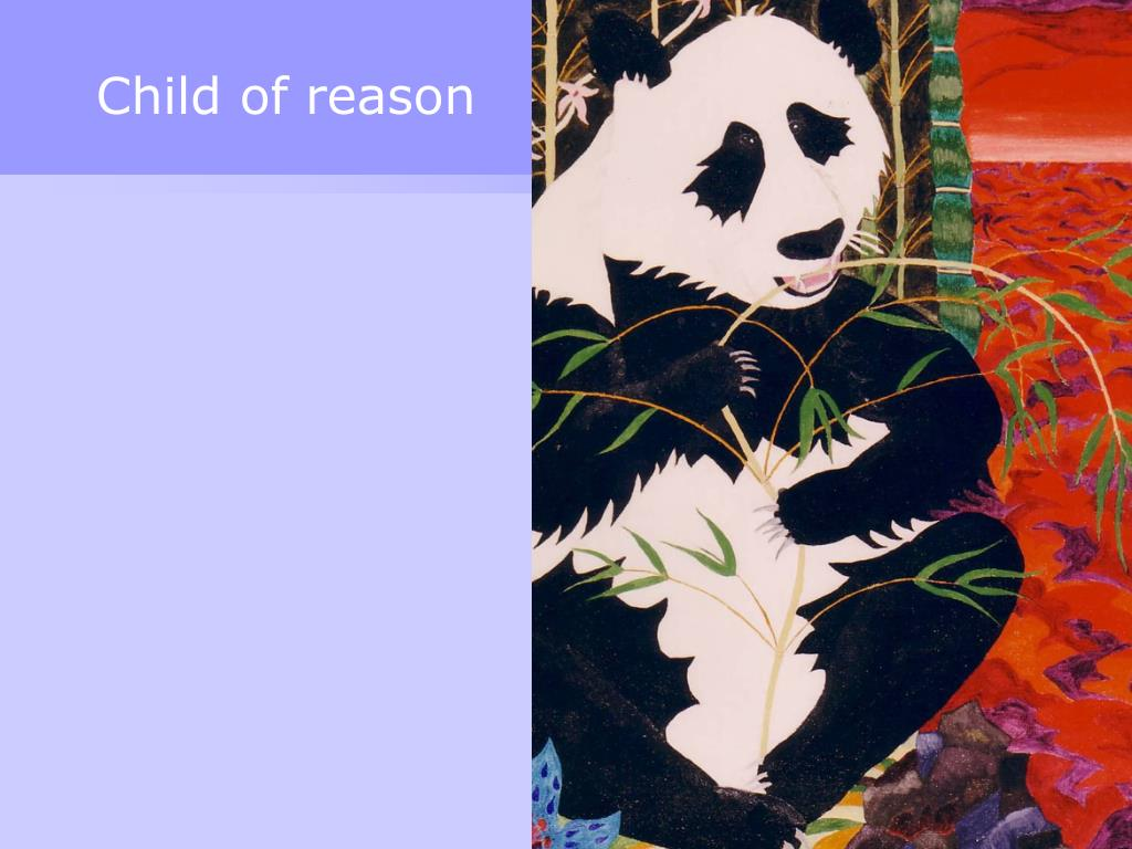 Child of reason