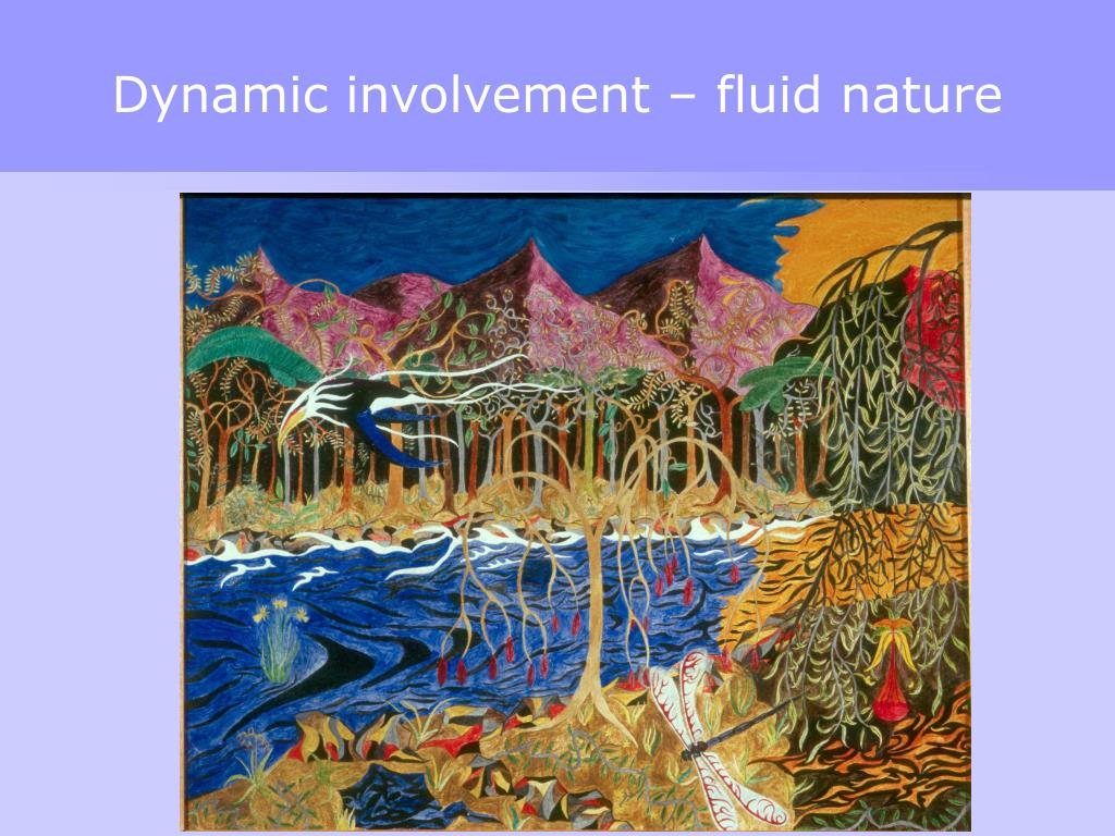 Dynamic involvement – fluid nature