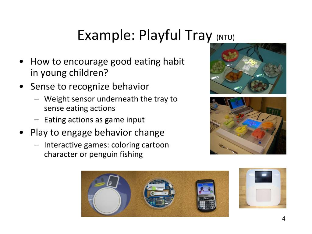 Example: Playful Tray