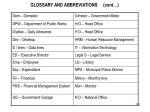glossary and abbreviations cont1