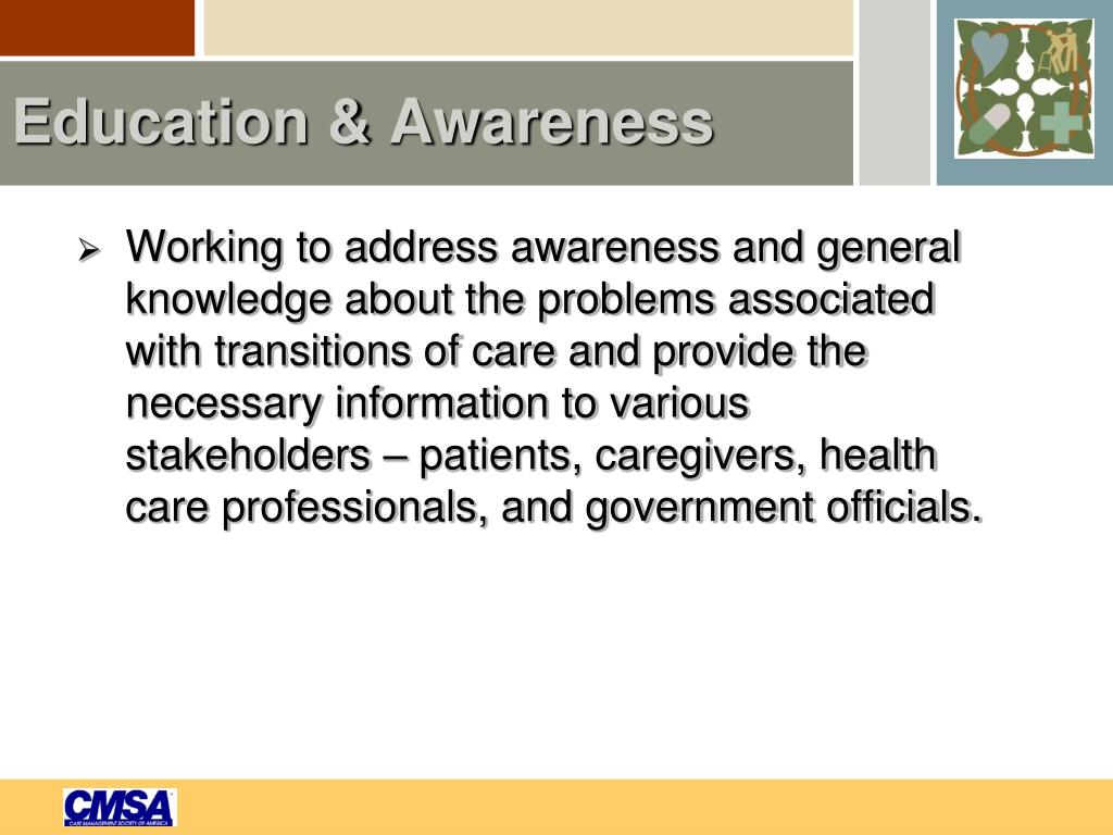Education & Awareness