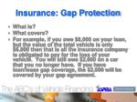 insurance gap protection