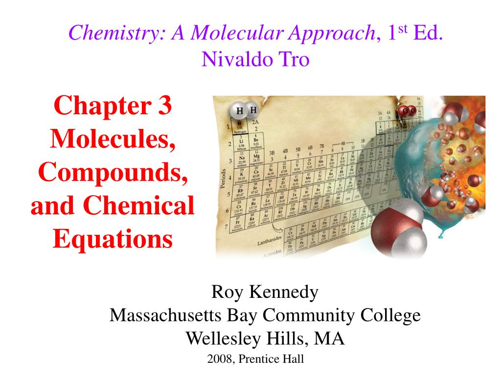 chapter 3 molecules compounds and chemical equations l.