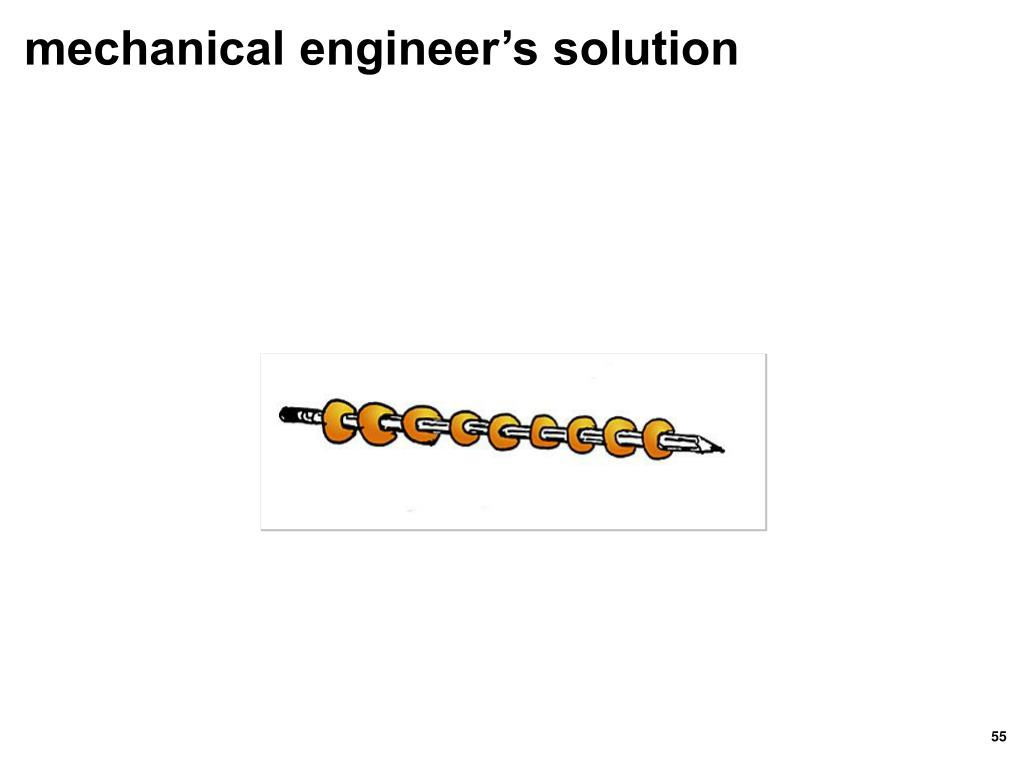 mechanical engineer's solution
