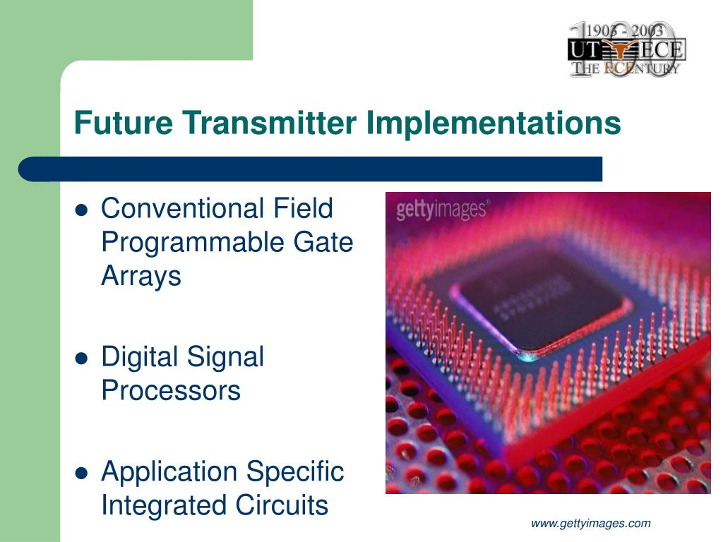 Future Transmitter Implementations
