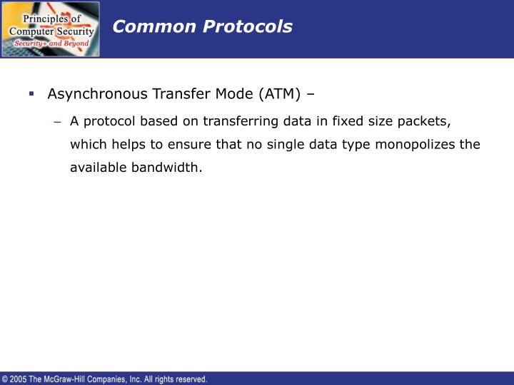 Common Protocols