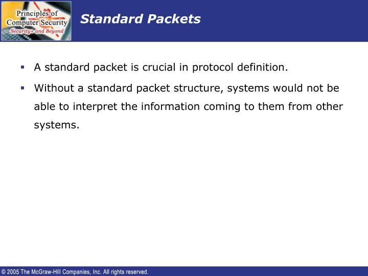 Standard Packets