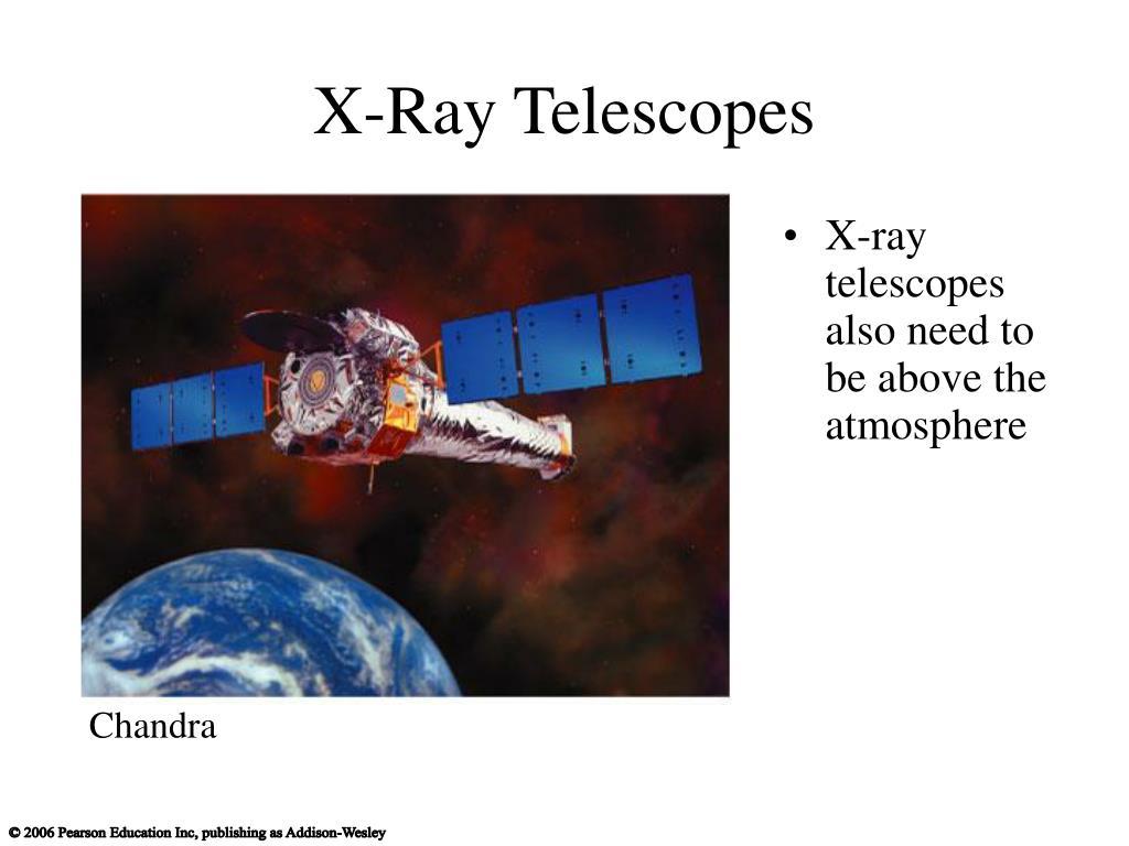 X-Ray Telescopes