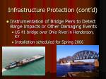 infrastructure protection cont d